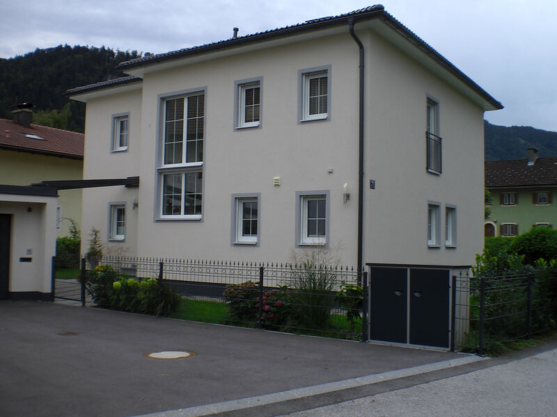 Prefabricated house Familie Zanier