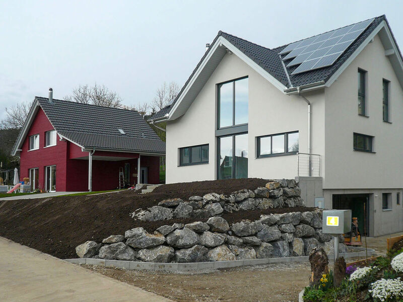 Prefabricated house Familie Arnold