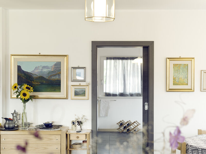 Prefabricated house famiglia Dusini