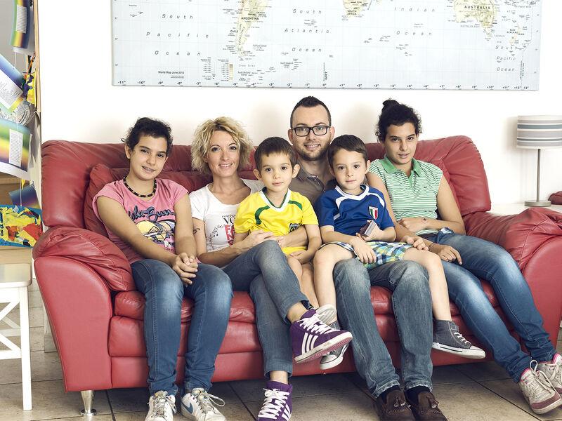 Fertighaus famiglia Deidonè