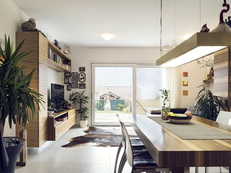 Prefabricated house Familie Pomella