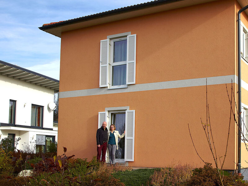 Prefabricated house Familie Neuleitner