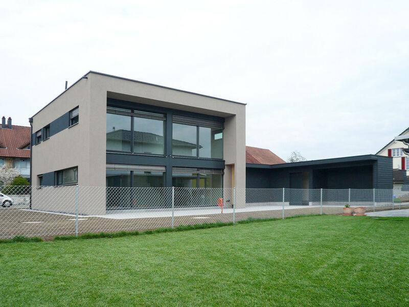 Prefabricated house Familie Allemann