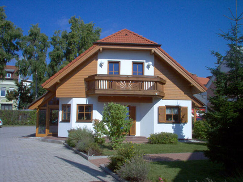 Maison préfabriquée Familie Poggatsch