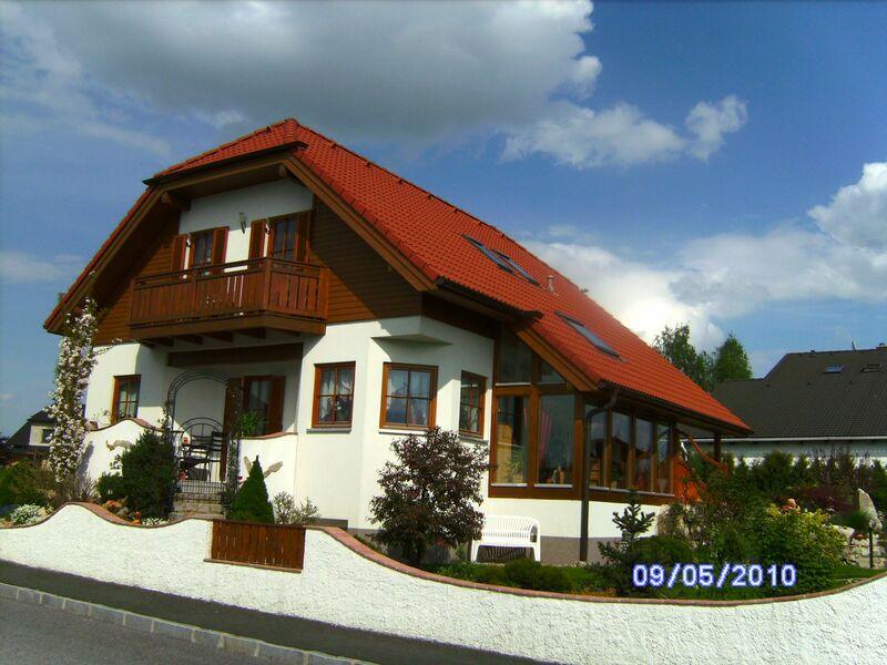 Prefabricated house Familie Semper