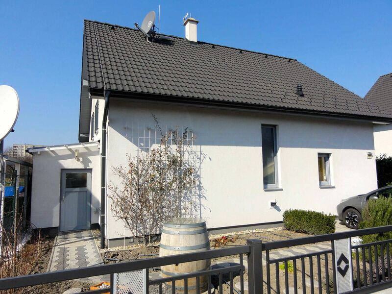 Prefabricated house Familie Sattler