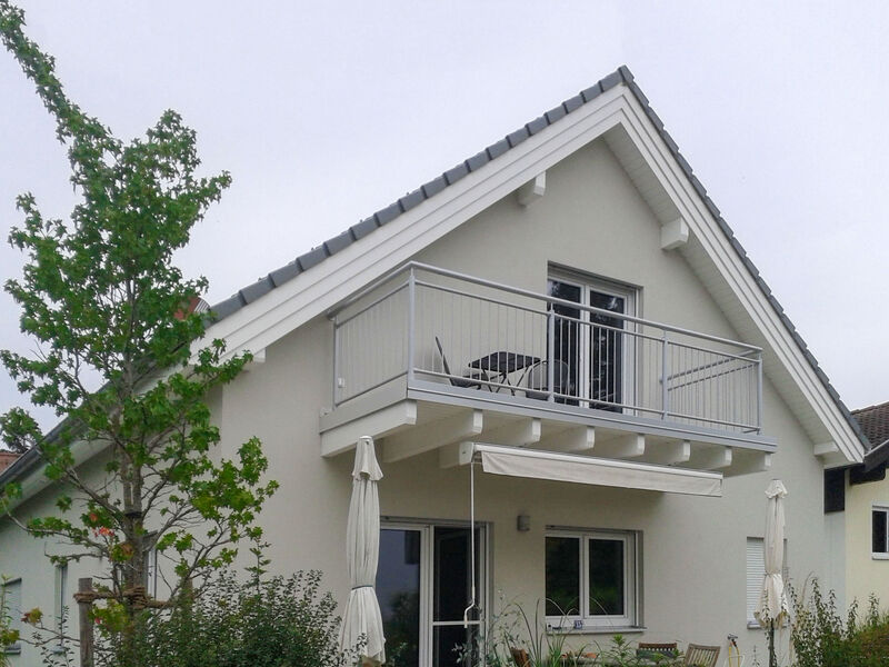 Prefabricated house Familie Filusch