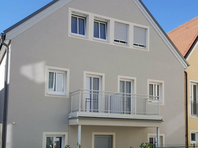 Prefabricated house Apartmenthaus Maiwald