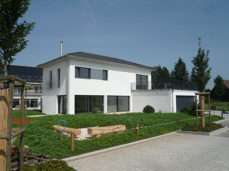 Prefabricated house Familie Spindler