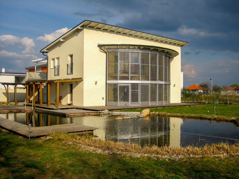 Prefabricated house Familie Achleitner