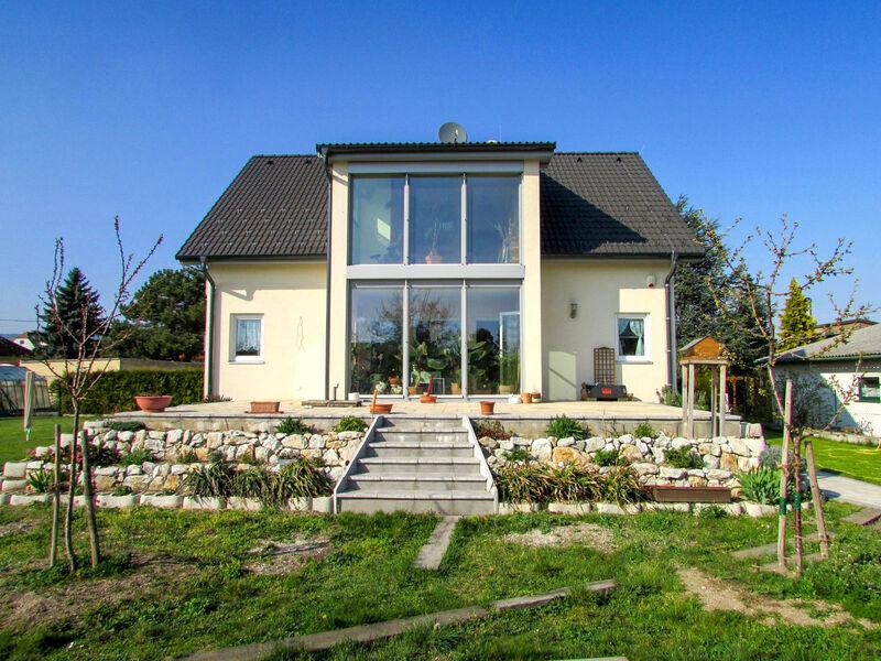 Prefabricated house Familie Kharon