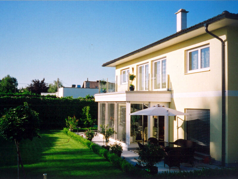 Prefabricated house Familie Weiß