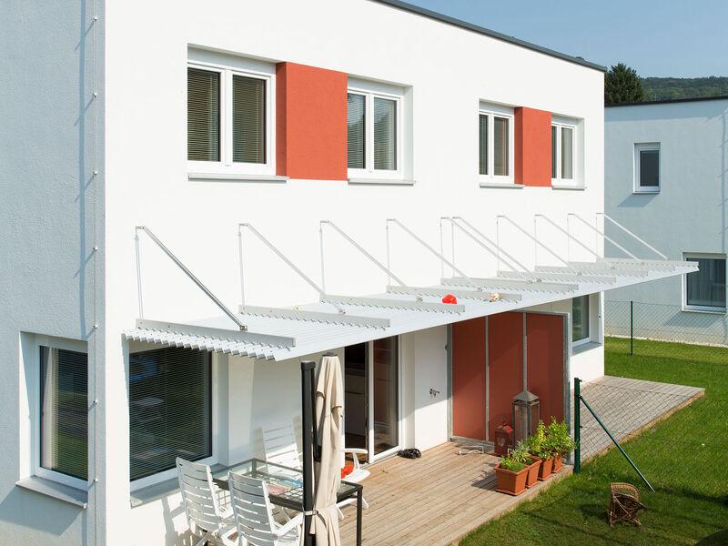 Prefabricated house Wohnanlage mit 10 Einheiten