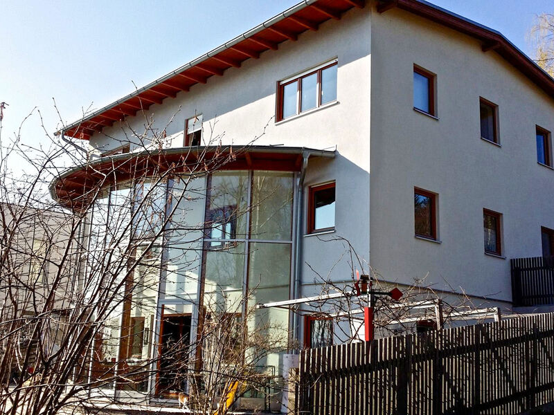 Prefabricated house Familie Brugger