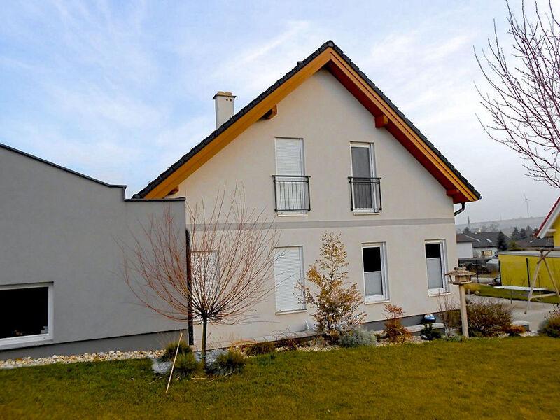Prefabricated house Familie Prokoph