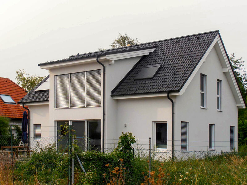 Prefabricated house Familie Baumgartner