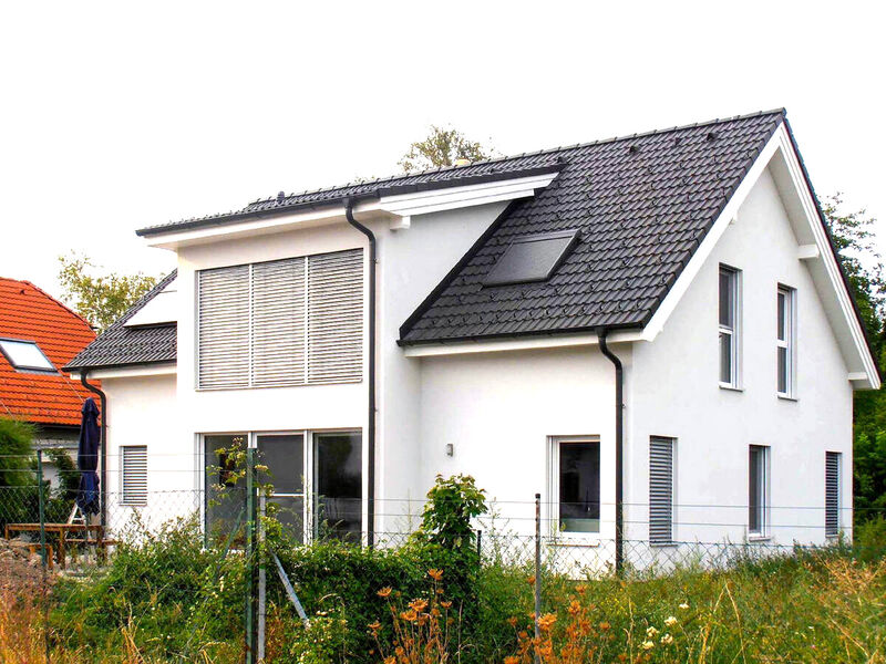 Prefabricated house Familie Baumgartner