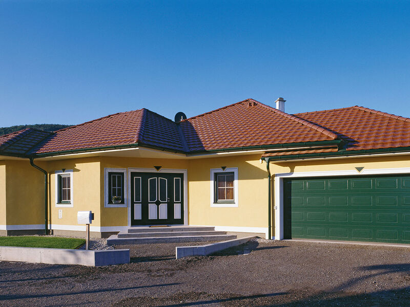 Prefabricated house Familie Dalmolin