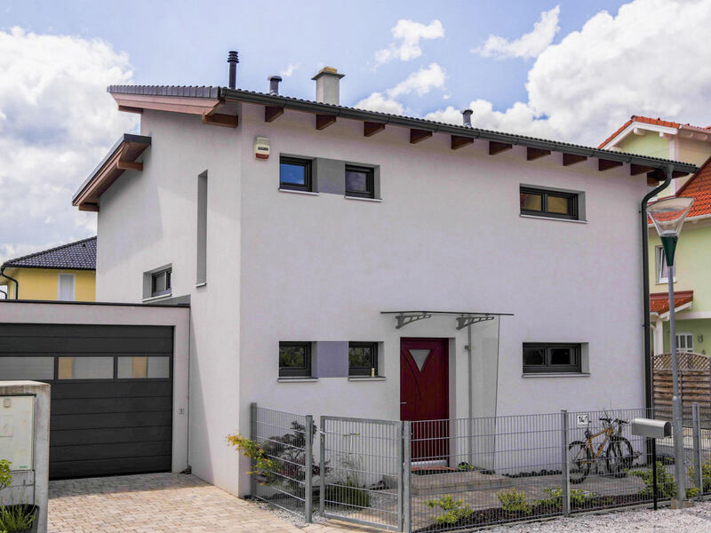 Prefabricated house Familie Hroschek