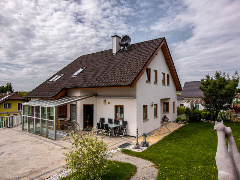 Prefabricated house Familie Albrecht