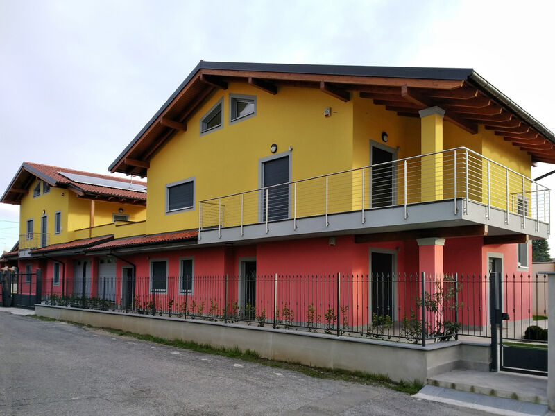 Prefabricated house famiglia Bighè e Arnoldi