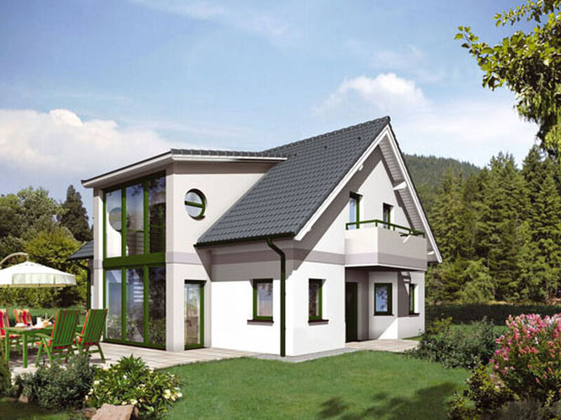 Prefabricated house Familie Heinrich