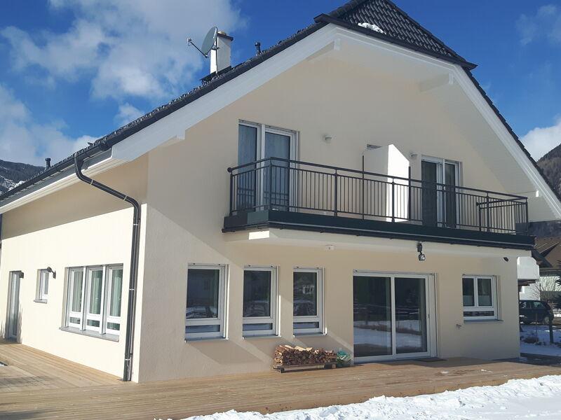 Prefabricated house Skichalet am Katschberg