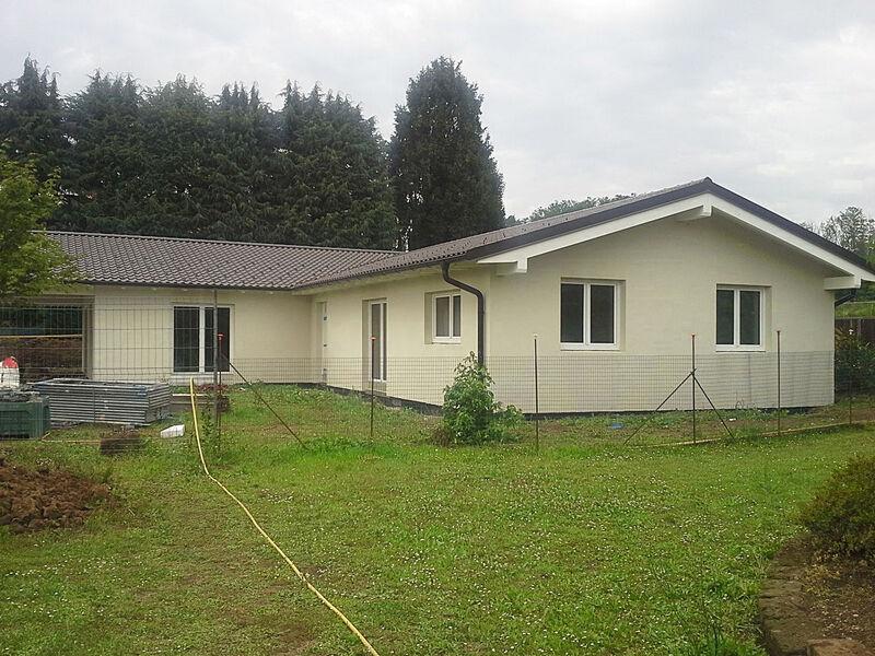 Casa prefabbricata in legno famiglia Camagni