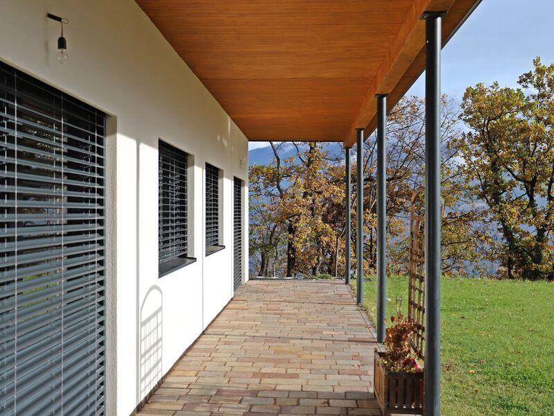 Prefabricated house famiglia Debiasi