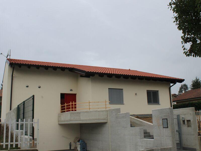 Prefabricated house famiglia De Cesare