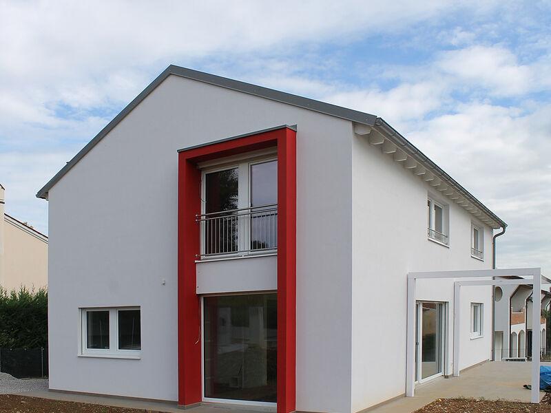 Prefabricated house famiglia Fileccia