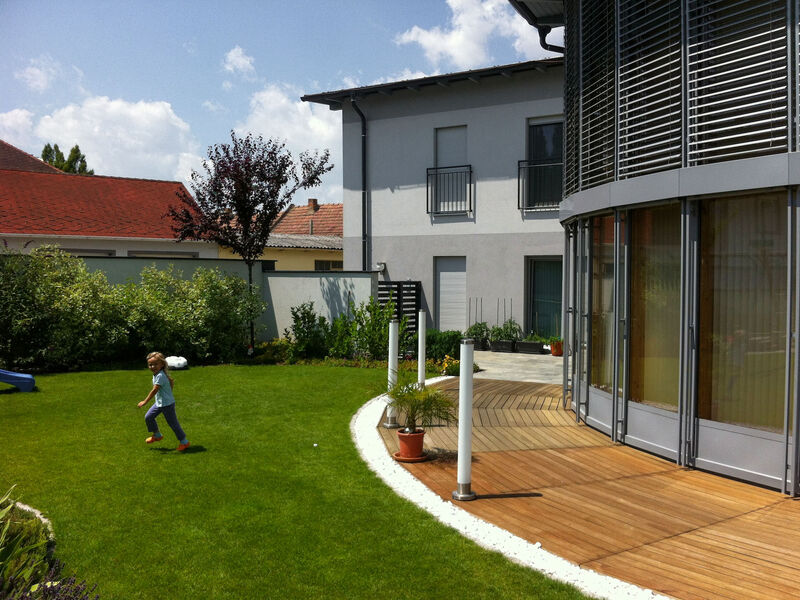 Prefabricated house Familie Pollreiss