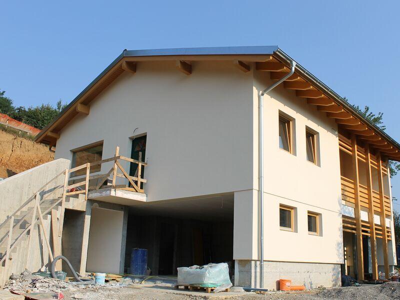 Prefabricated house famiglia Gallizioli