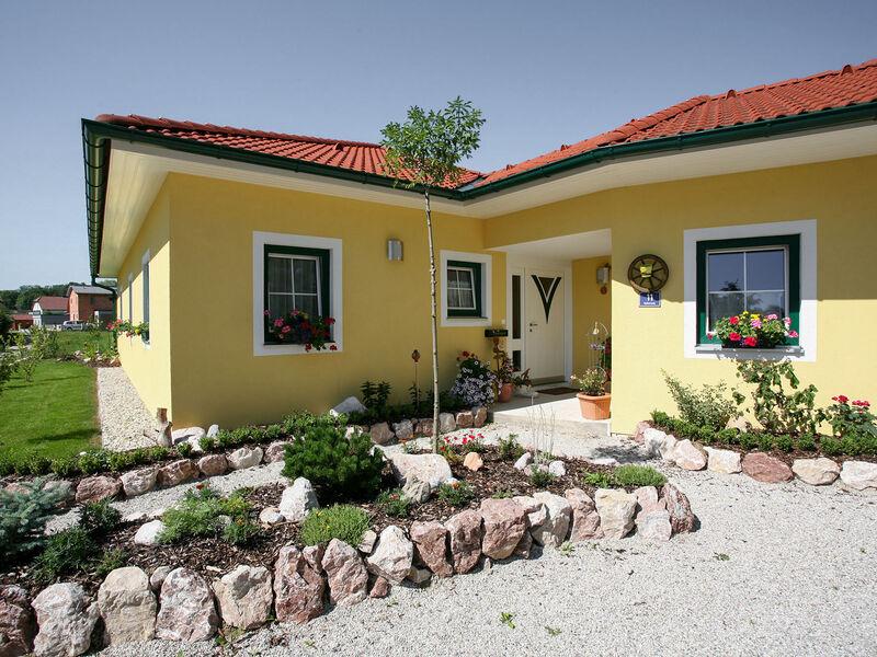 Prefabricated house Familie Hoffmann