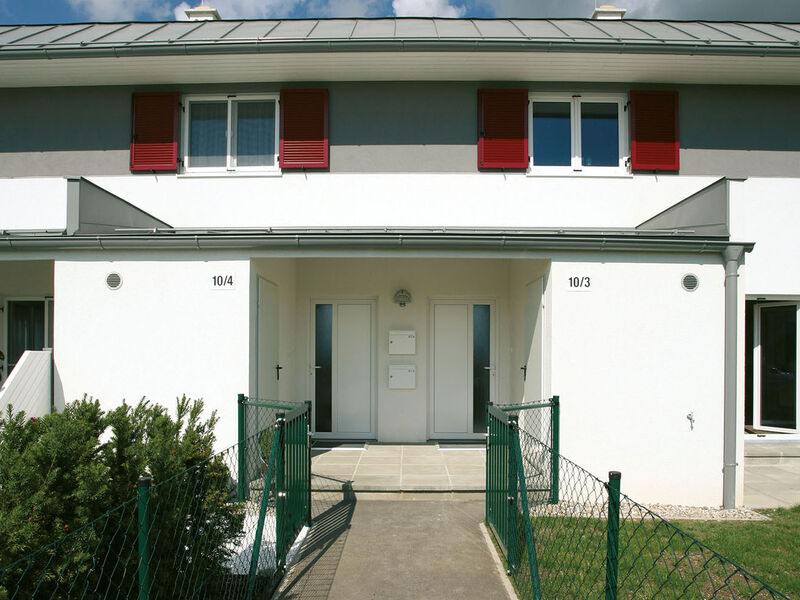 Prefabricated house Wohnanlage mit 40 Einheiten