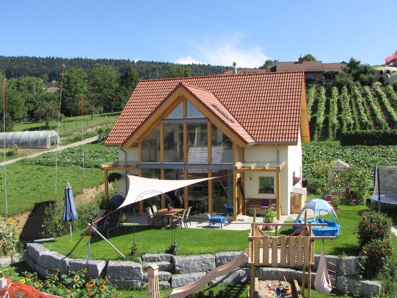 Prefabricated house Familie Pleisch