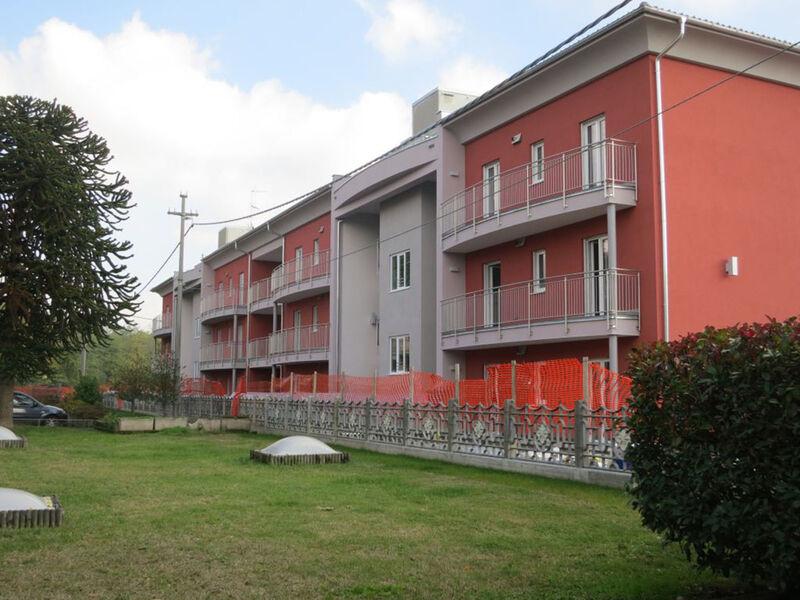 Maison préfabriquée Kondominium mit 16 Einheiten