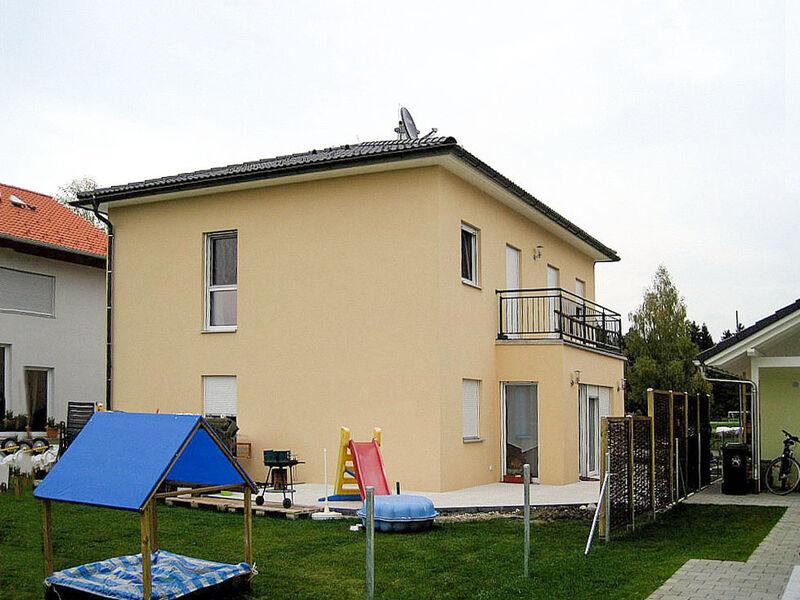 Prefabricated house Familie Jonek