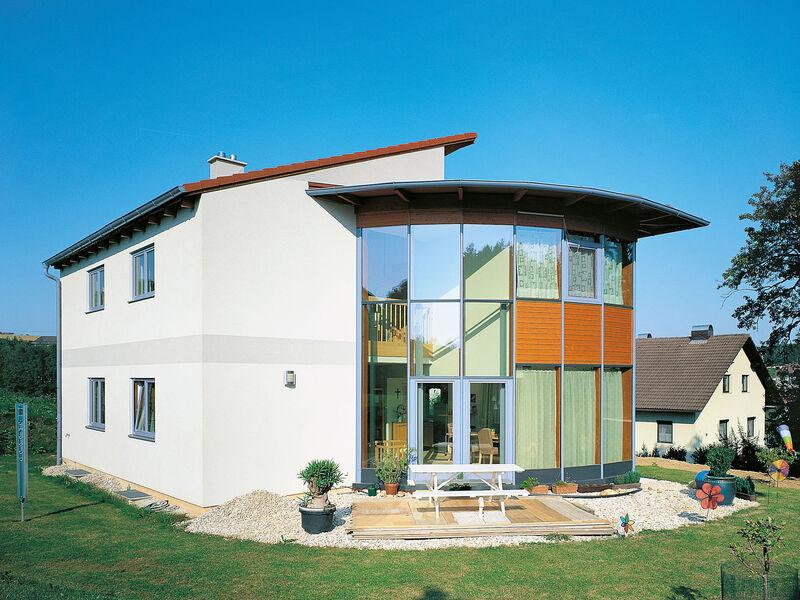 Prefabricated house Familie Keferböck