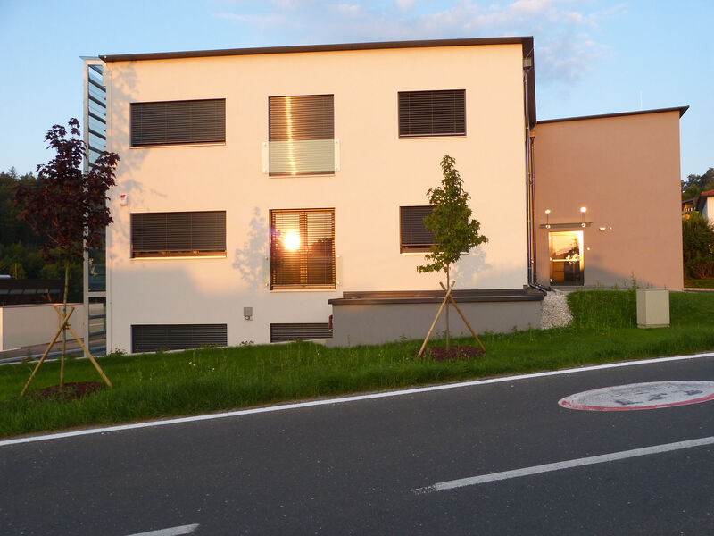 Fertighaus Dental-Zentrum