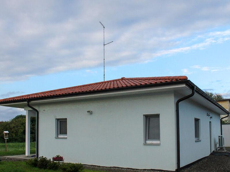 Prefabricated house famiglia Lodi Rizzini