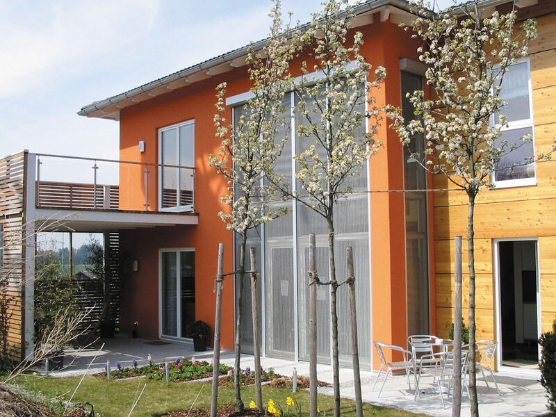 Prefabricated house Familie Nisselberger