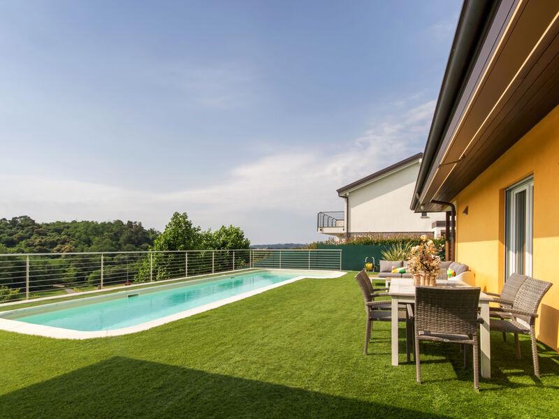 Prefabricated house famiglia Ratti
