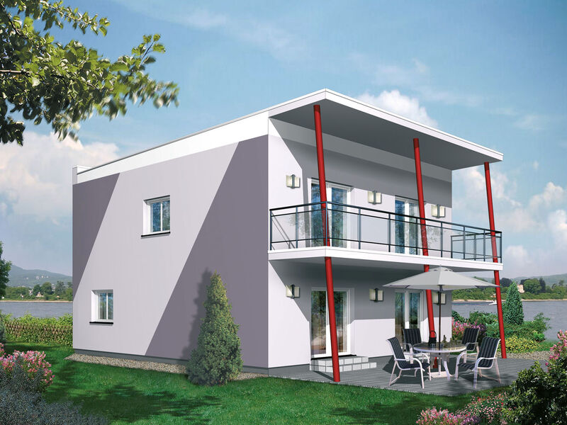 Prefabricated house Familie Friedrich (New Design III)