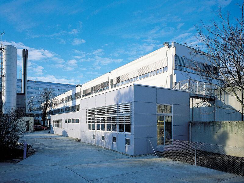 Fertighaus Kindergarten ORF