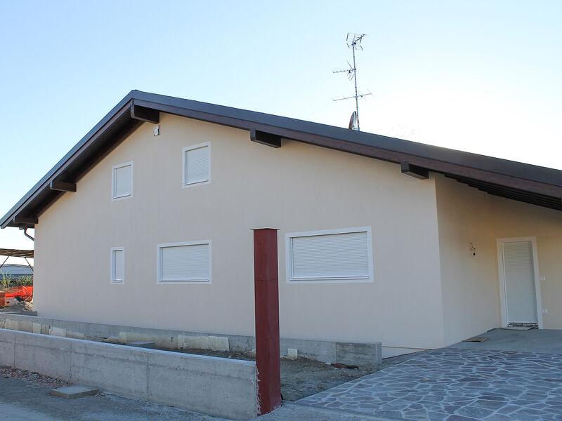 Prefabricated house famiglia Piazza