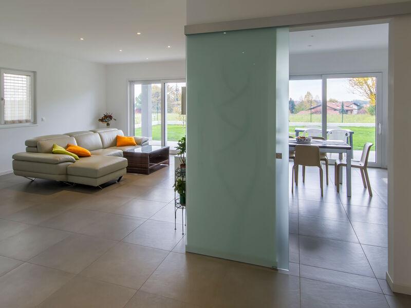 Prefabricated house famiglia Prosdocimi