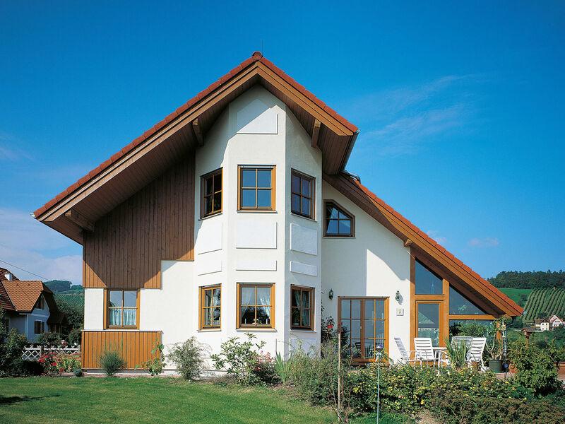 Prefabricated house Familie Haller