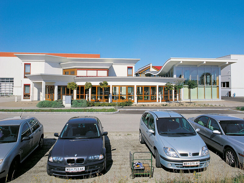 Fertighaus Bürogebäude
