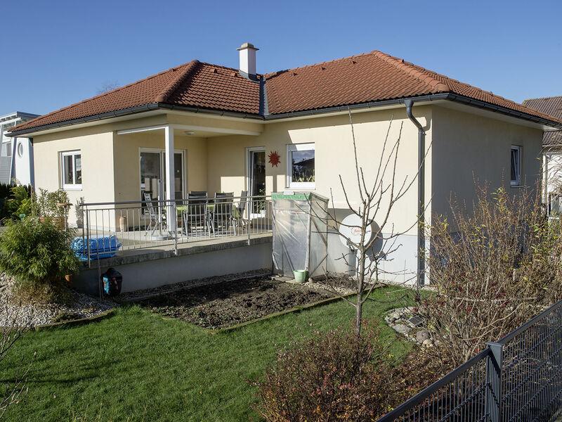 Prefabricated house Familie Hartmann